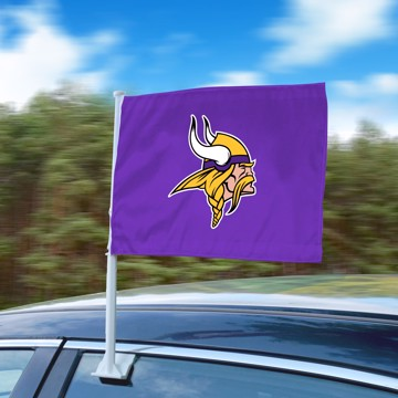 Picture of NFL - Minnesota Vikings Car Flag