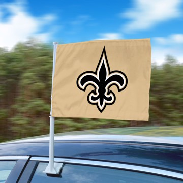 Picture of NFL - New Orleans Saints Car Flag