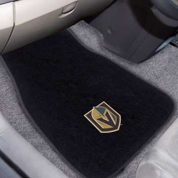 Picture of NHL - Vegas Golden Knights 2-pc Embroidered Car Mat Set