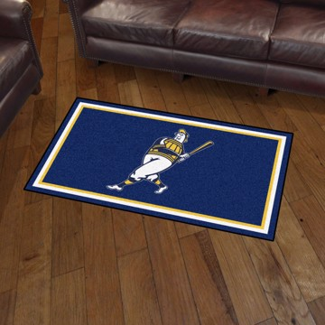Picture of MLB - Milwaukee Brewers 3x5 Rug