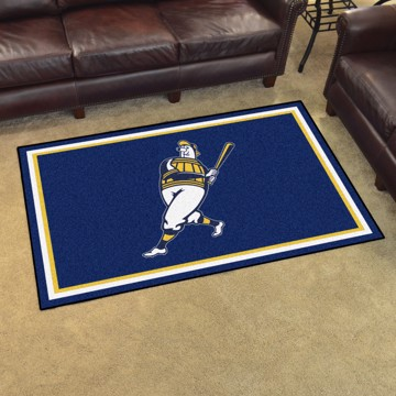 Picture of MLB - Milwaukee Brewers 4x6 Rug