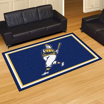 Picture of MLB - Milwaukee Brewers 5x8 Rug