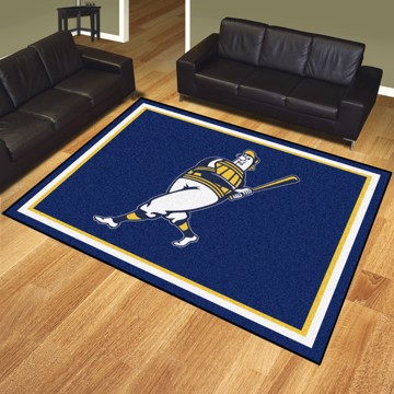 Picture of MLB - Milwaukee Brewers 8x10 Rug