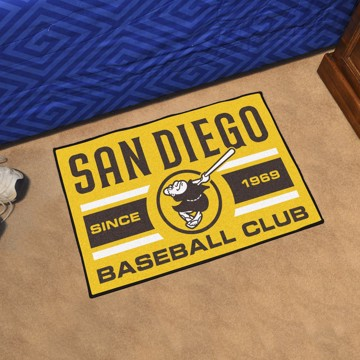 Picture of MLB - San Diego Padres Starter Mat