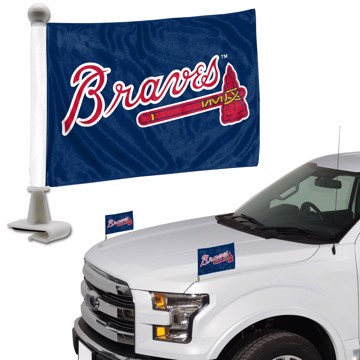 Picture of MLB - Atlanta Braves Ambassador Flags
