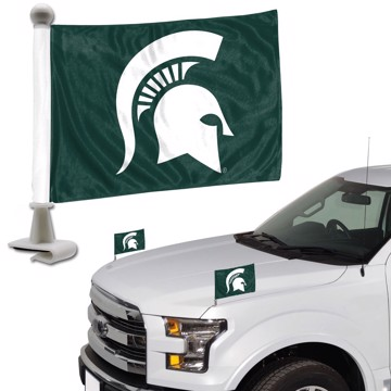 Picture of Michigan State Ambassador Flags