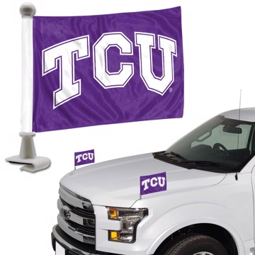 Picture of TCU Ambassador Flags