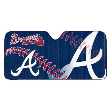 Picture of MLB - Atlanta Braves Auto Shade