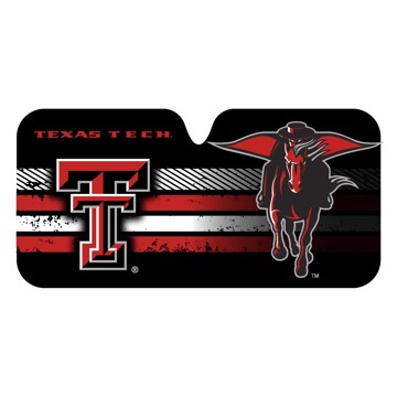 Picture of Texas Tech Auto Shade