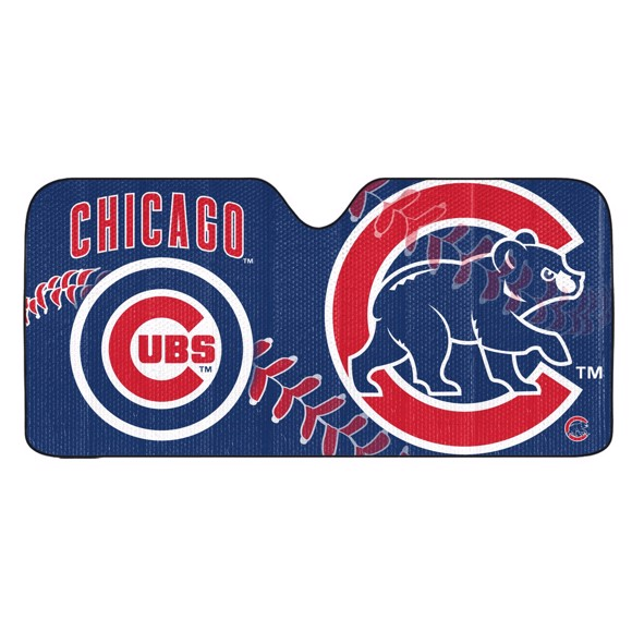 Picture of MLB - Chicago Cubs Auto Shade