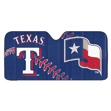 Picture of MLB - Texas Rangers Auto Shade