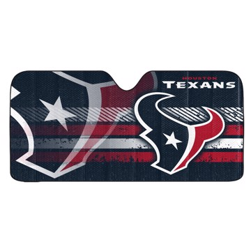 Picture of NFL - Houston Texans Auto Shade