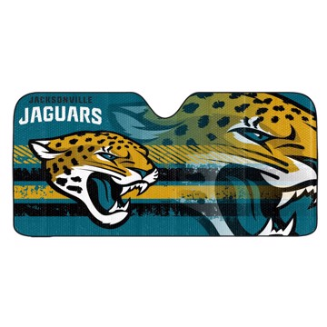 Picture of NFL - Jacksonville Jaguars Auto Shade
