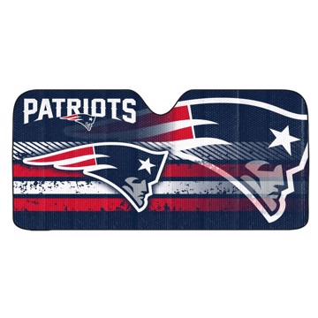 Picture of NFL - New England Patriots Auto Shade