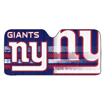 Picture of NFL - New York Giants Auto Shade