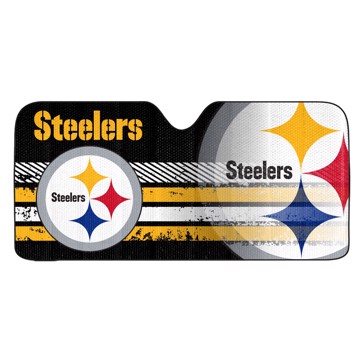 Picture of NFL - Pittsburgh Steelers Auto Shade