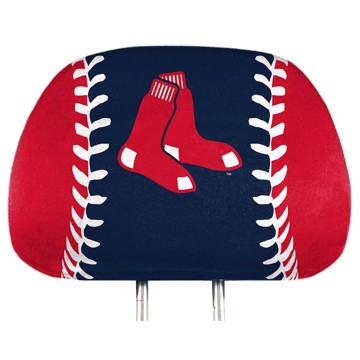 Picture of MLB - Boston Red Sox Printed Headrest Cover