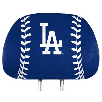 Picture of MLB - Los Angeles Dodgers Printed Headrest Cover