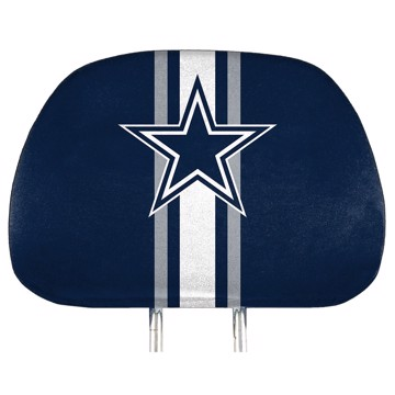 Picture of NFL - Dallas Cowboys Printed Headrest Cover