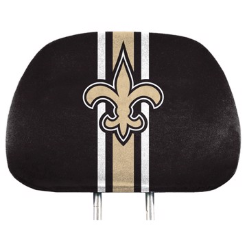 Picture of NFL - New Orleans Saints Printed Headrest Cover