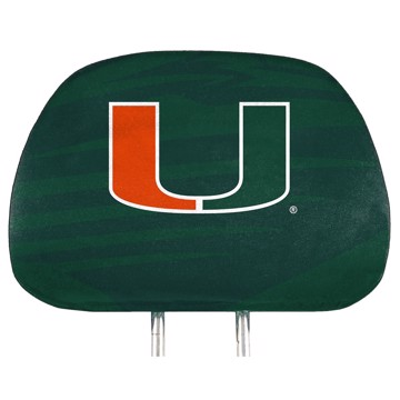 Picture of Miami Printed Headrest Cover