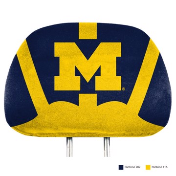 Picture of Michigan Printed Headrest Cover