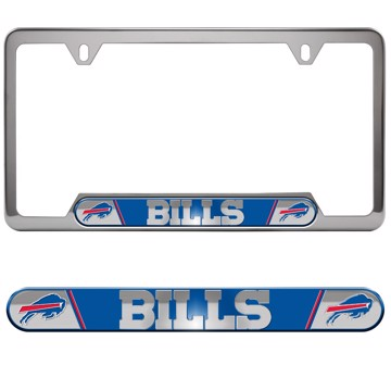 Picture of NFL - Buffalo Bills Embossed License Plate Frame