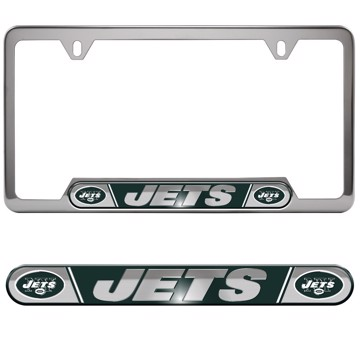 Picture of NFL - New York Jets Embossed License Plate Frame