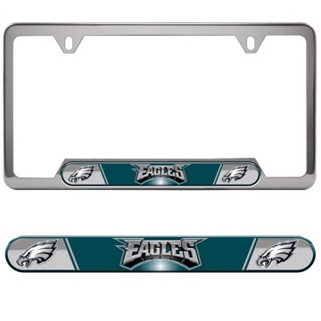Picture of NFL - Philadelphia Eagles Embossed License Plate Frame