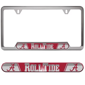 Picture of Alabama Embossed License Plate Frame