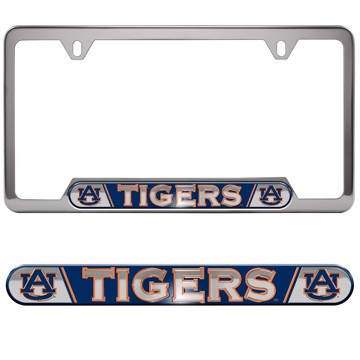 Picture of Auburn Embossed License Plate Frame