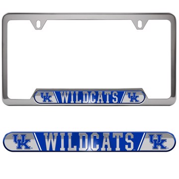 Picture of Kentucky Embossed License Plate Frame