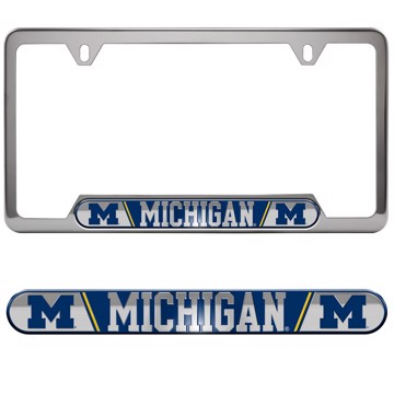 Picture of Michigan Embossed License Plate Frame