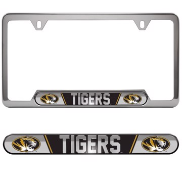 Picture of Missouri Embossed License Plate Frame