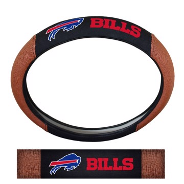 Picture of NFL - Buffalo Bills Sports Grip Steering Wheel Cover