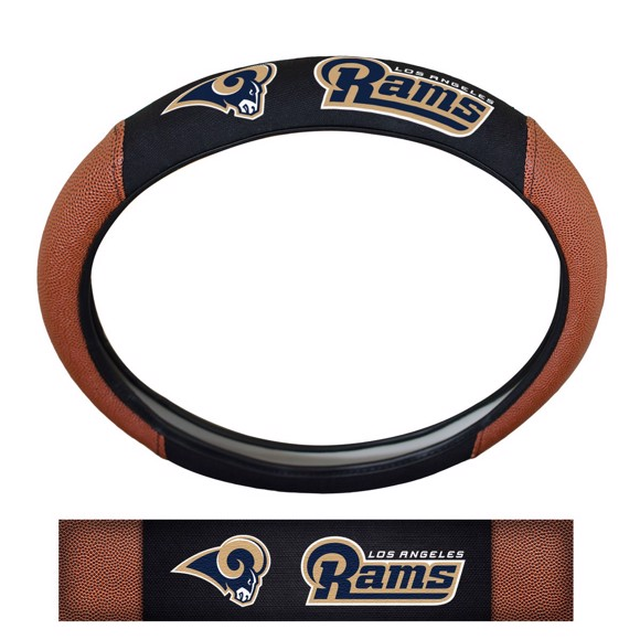 Picture of Los Angeles Rams Sports Grip Steering Wheel Cover