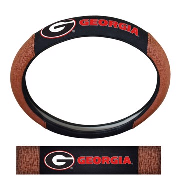 Picture of Georgia Sports Grip Steering Wheel Cover