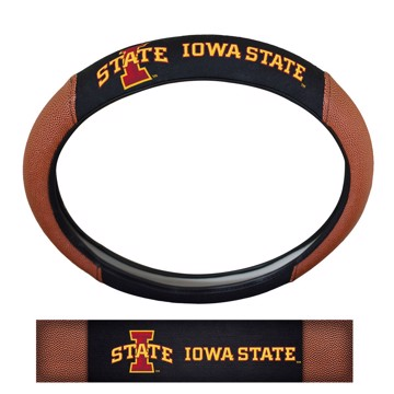 Picture of Iowa State Sports Grip Steering Wheel Cover