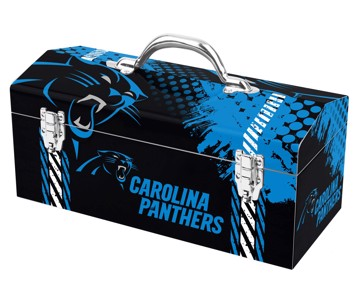 Picture of NFL - Carolina Panthers Tool Box