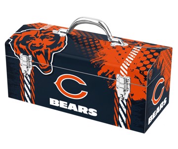 Picture of NFL - Chicago Bears Tool Box
