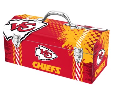 Picture of NFL - Kansas City Chiefs Tool Box