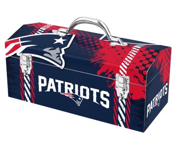Picture of NFL - New England Patriots Tool Box