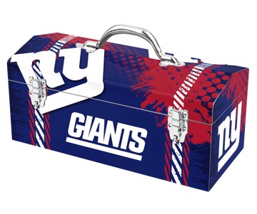 Picture of NFL - New York Giants Tool Box