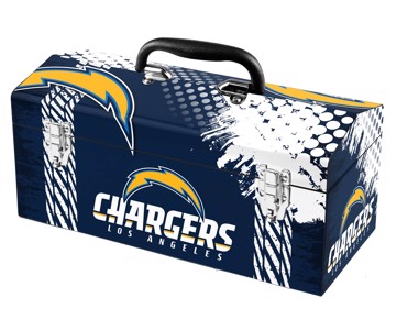 Picture of NFL - Los Angeles Chargers Tool Box