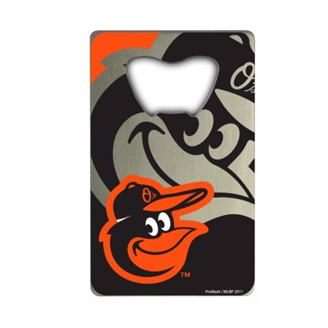 Picture of MLB - Baltimore Orioles Credit Card Bottle Opener