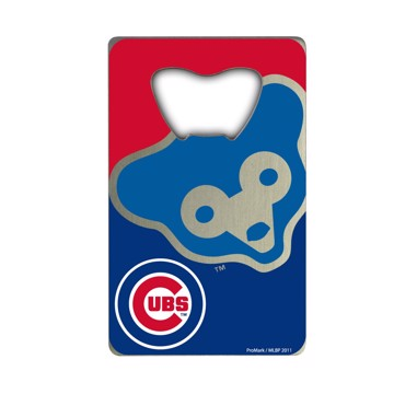 Picture of MLB - Chicago Cubs Credit Card Bottle Opener