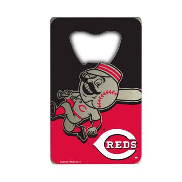 Picture of MLB - Cincinnati Reds Credit Card Bottle Opener