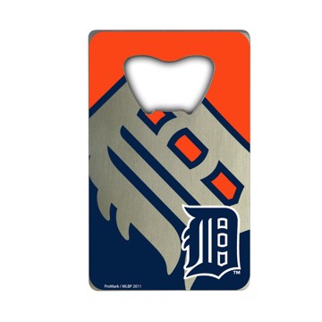 Picture of MLB - Detroit Tigers Credit Card Bottle Opener