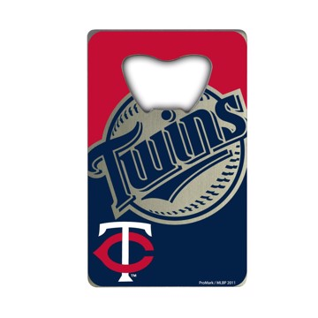 Picture of MLB - Minnesota Twins Credit Card Bottle Opener