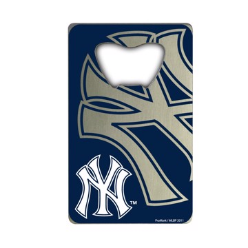 Picture of MLB - New York Yankees Credit Card Bottle Opener